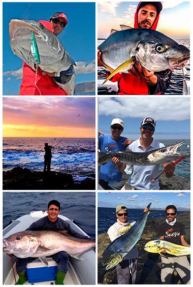 guias de pesca en islas canarias